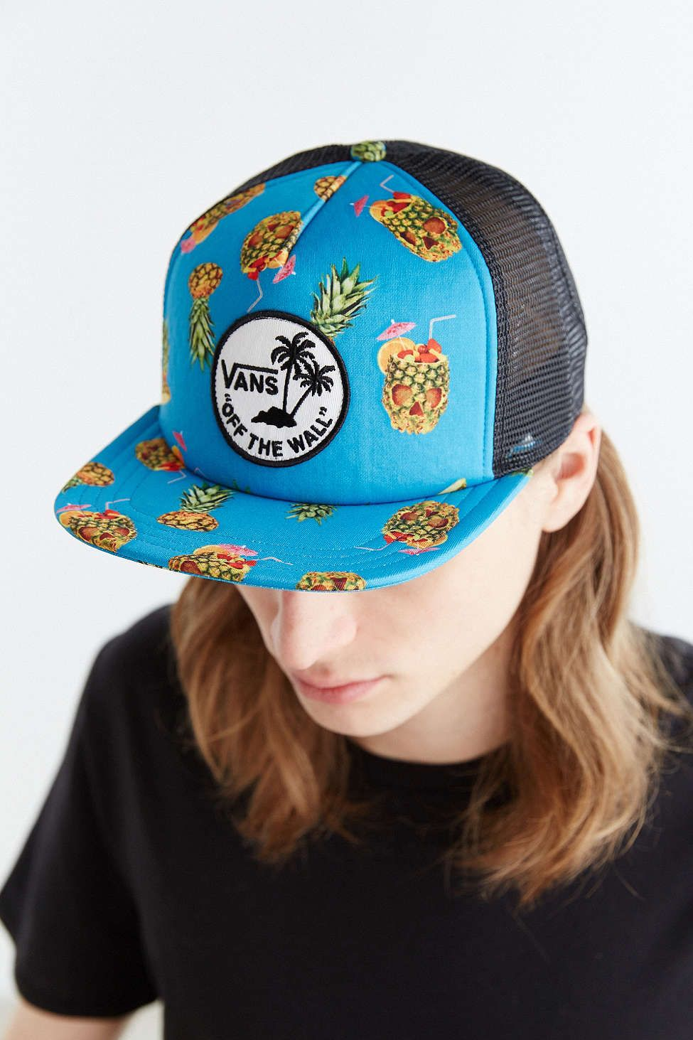 Vans Surf Patch Trucker Hat - Urban Outfitters  4a8587924