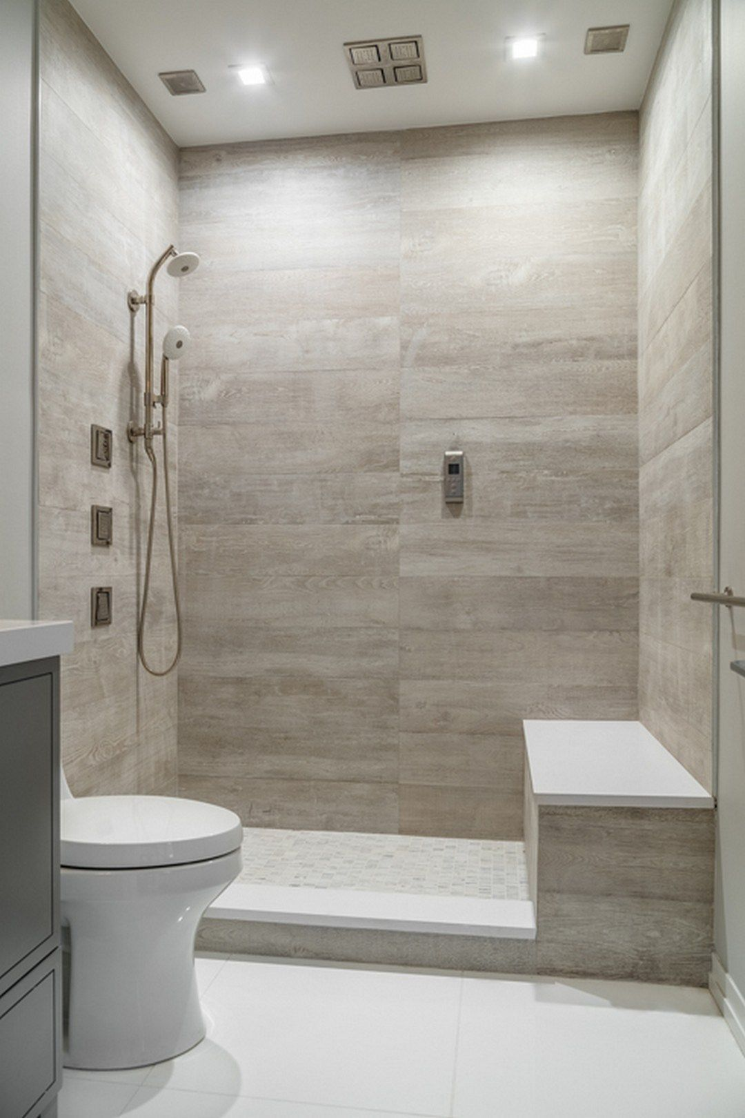 Awesome Ceramic Tile For Bathroom: 65+ Best Inspirations