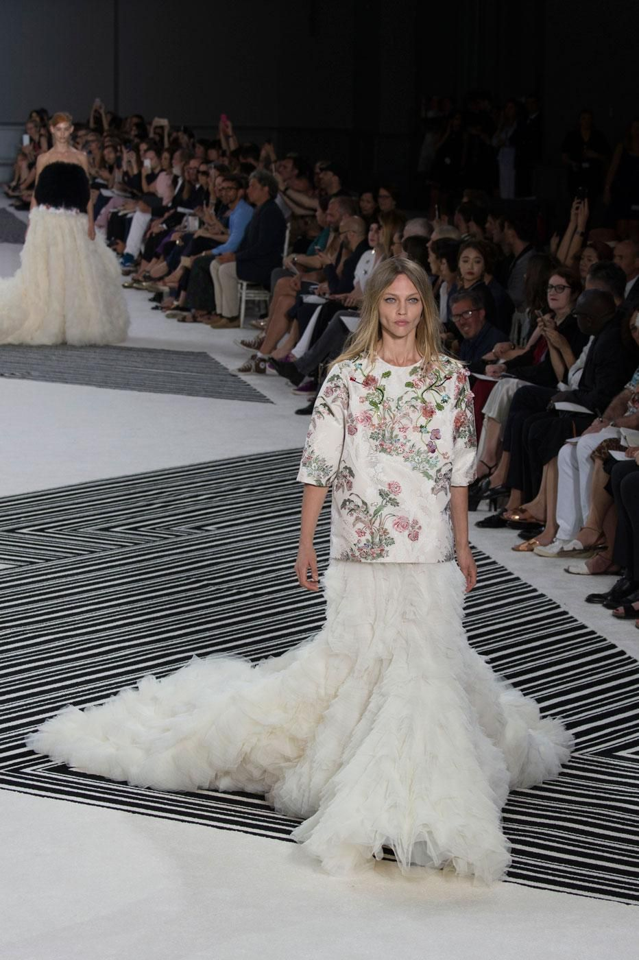 The Best Gowns From Paris Couture Week Fall 2015 - Giambattista Valli | StyleCaster