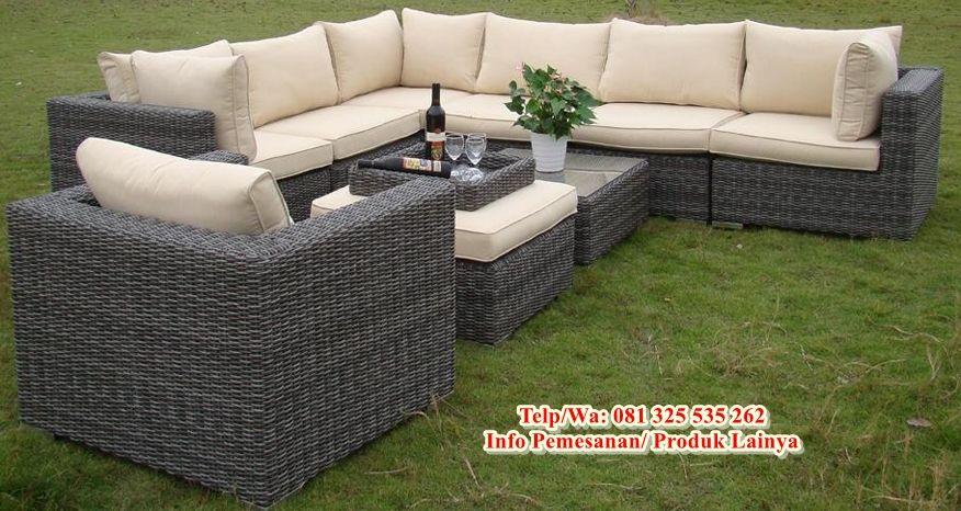 Sofa Warna Hitam Abu2 - SOFAKUTA