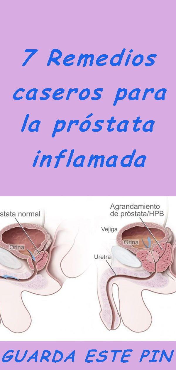 la próstata inflamada por lo adicto