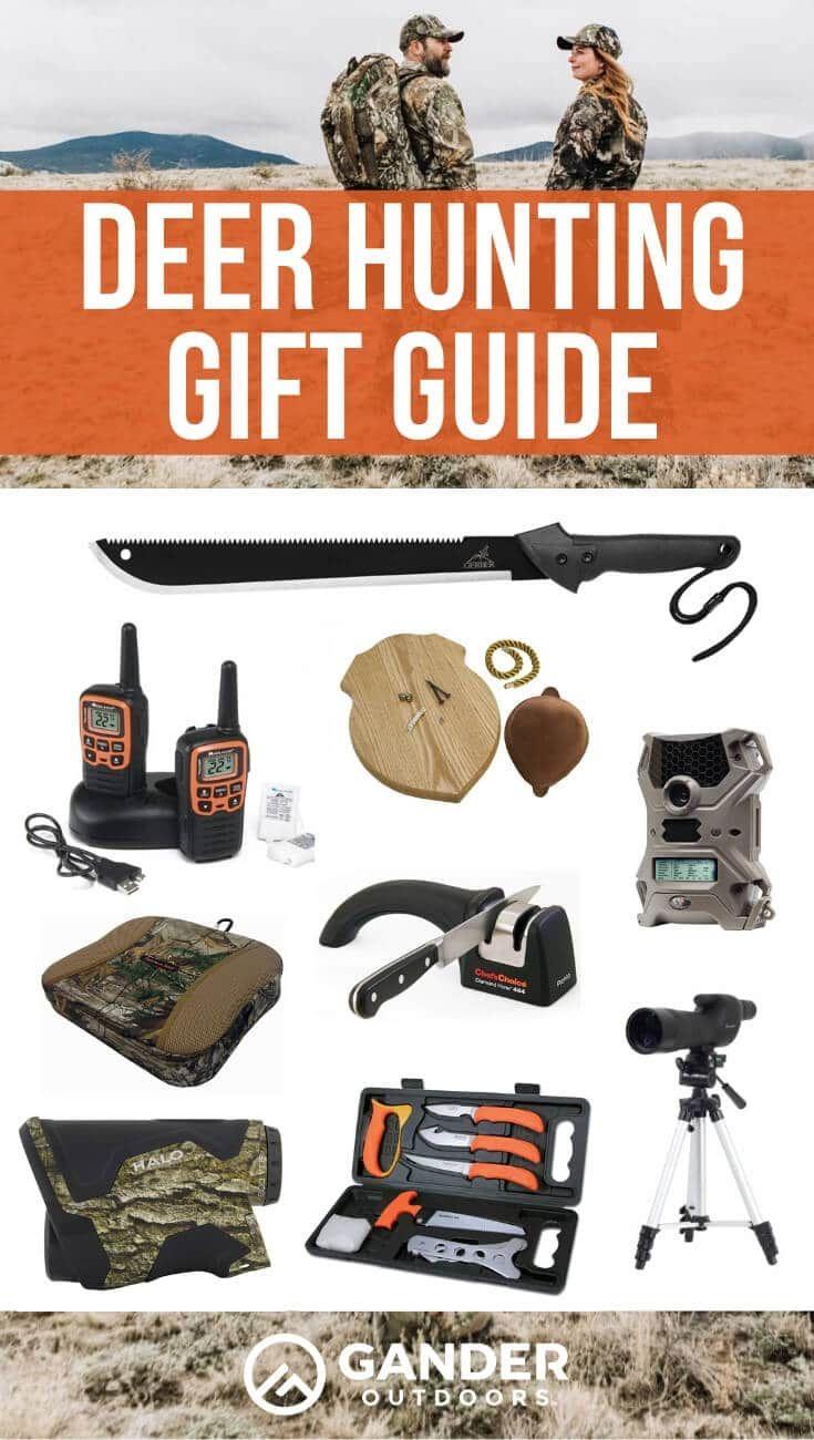 Gander gift guide for the deer hunter in your life