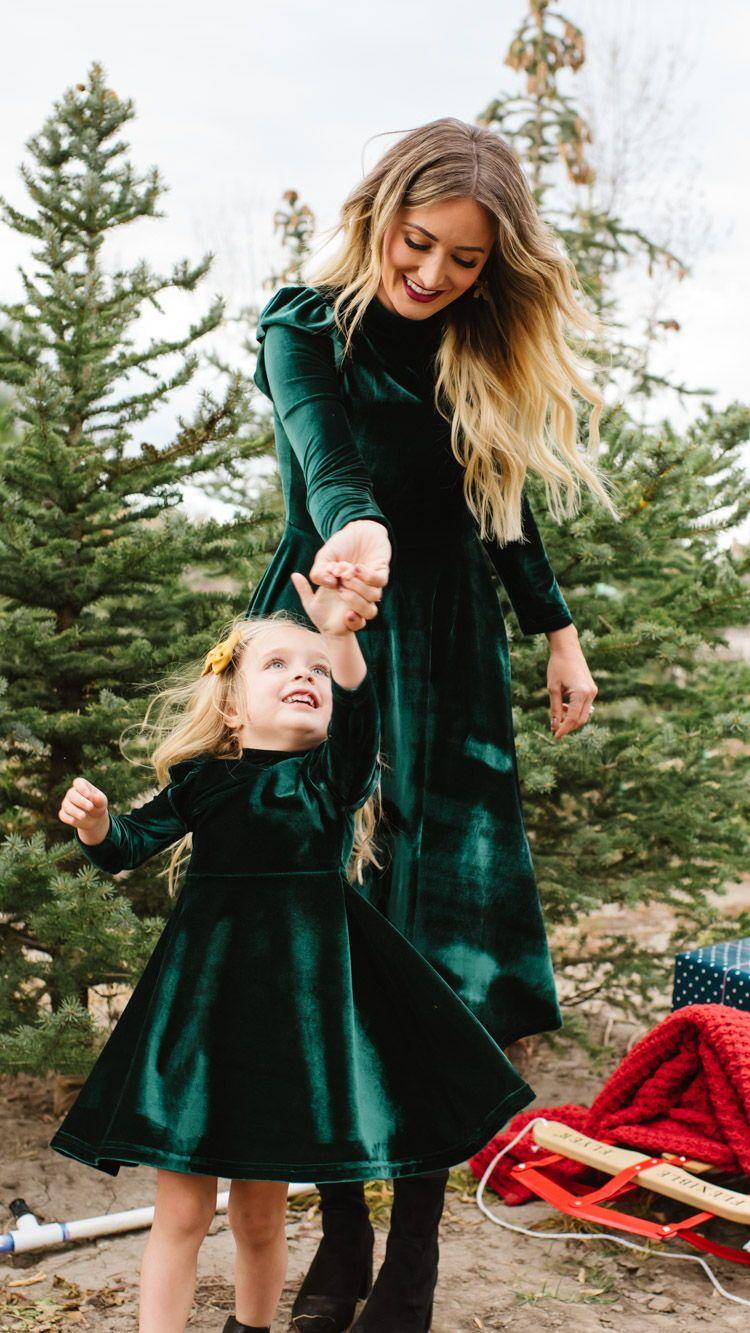 22+ Green christmas dress info