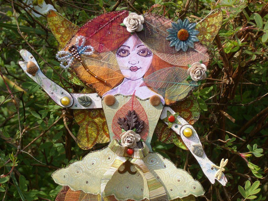 https://flic.kr/p/81Z3sX   Mother Earth  paper doll