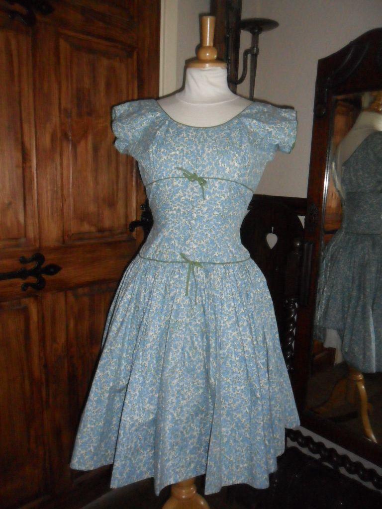 A 1950s California Cottons Dress Bought On Ebay Buy Dress Summer Dresses Cotton Dresses [ 1024 x 768 Pixel ]