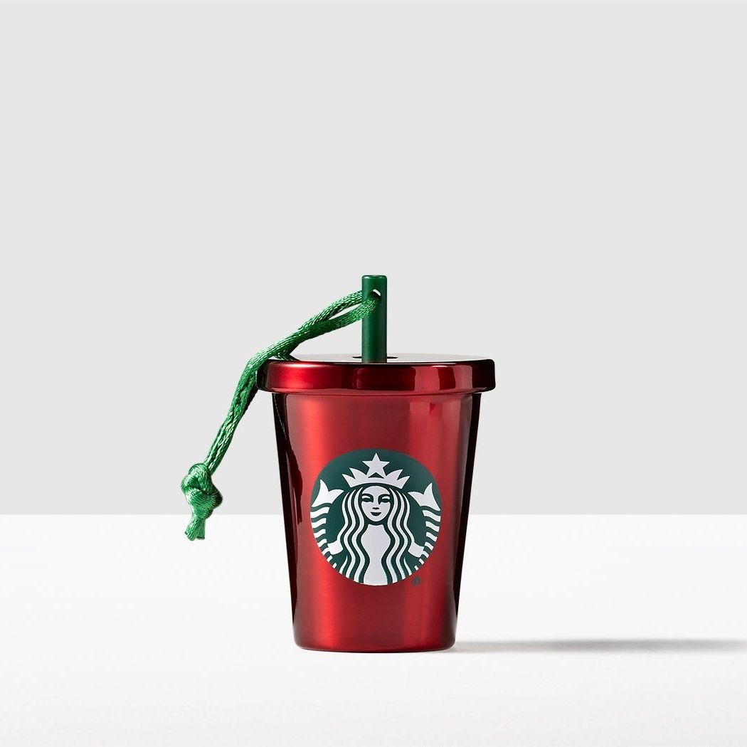 Red Cold Cup Ornament. Can we really have TOO much red ...