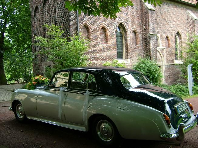 Bentley S2 - Special Cars for Special Moments