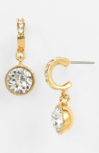 #Givenchy                 #Jewelry                  #Givenchy #Drop #Earrings #Gold/ #Clear #Crystal    Givenchy Drop Earrings Gold/ Clear Crystal                                    http://www.snaproduct.com/product.aspx?PID=5422764
