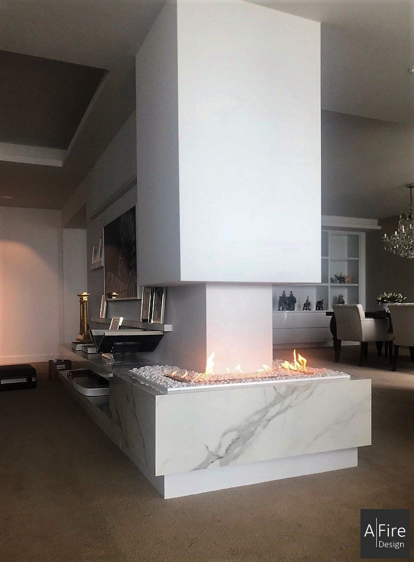 Decorative Fireplace Trend An All Season Ultra Designed Fire