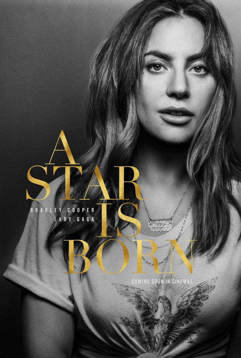 A Star Is Born (Nace una estrella) (2018)