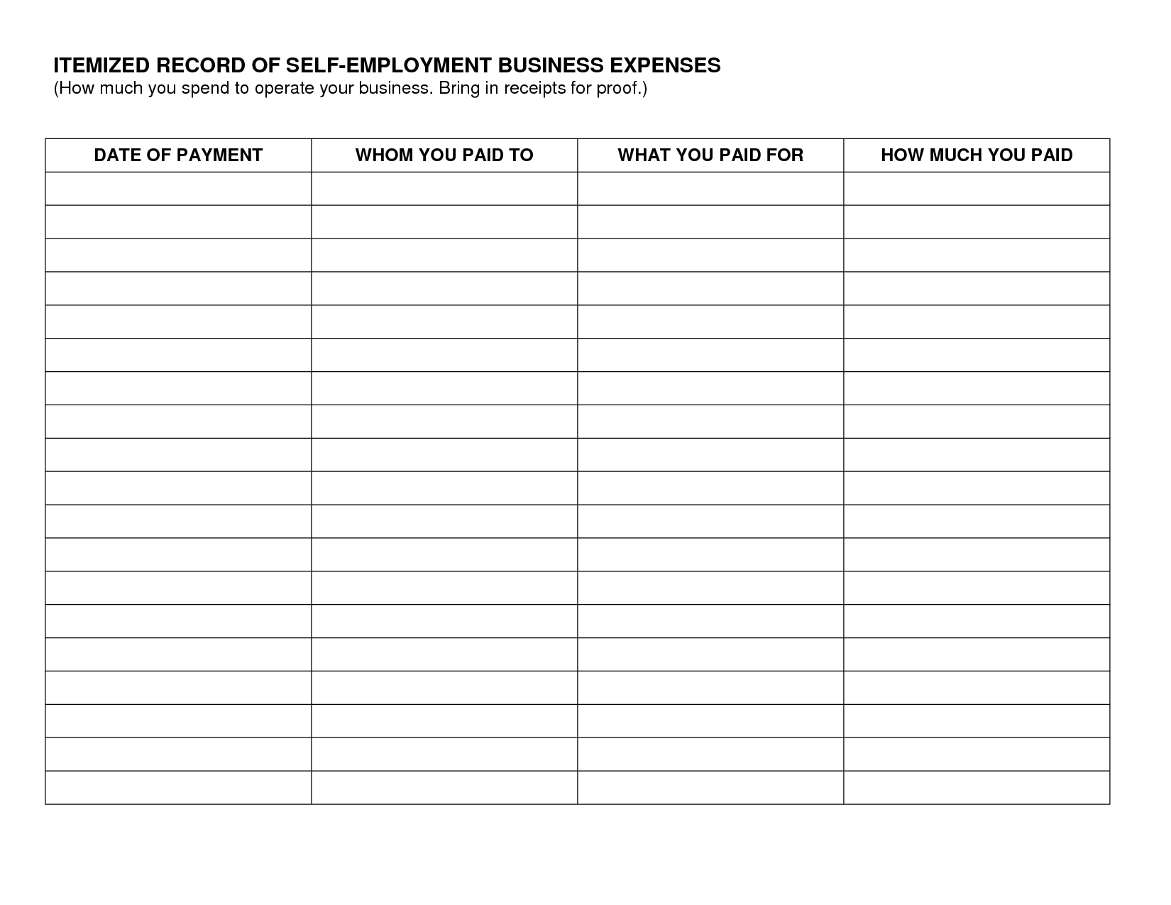 Equipment Sign Out Sheet Template  Virtual Assistant