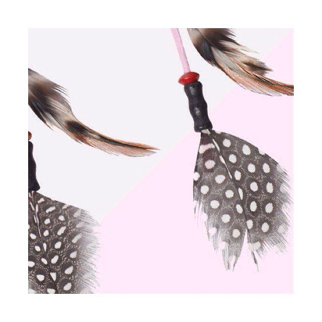 MARYSAL Long Earrings #Feather #Earrings #Ethno