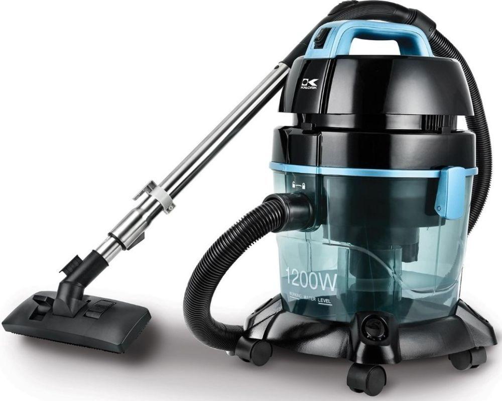 Air water filtration vacuum cleaner bagless lightweight