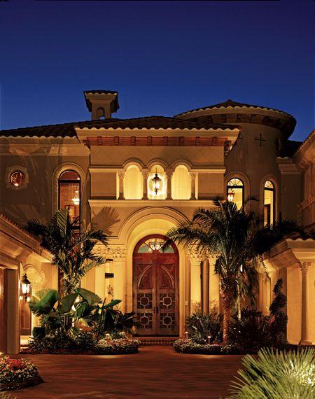 luxury house plans |  ii, luxury home plan, custom house