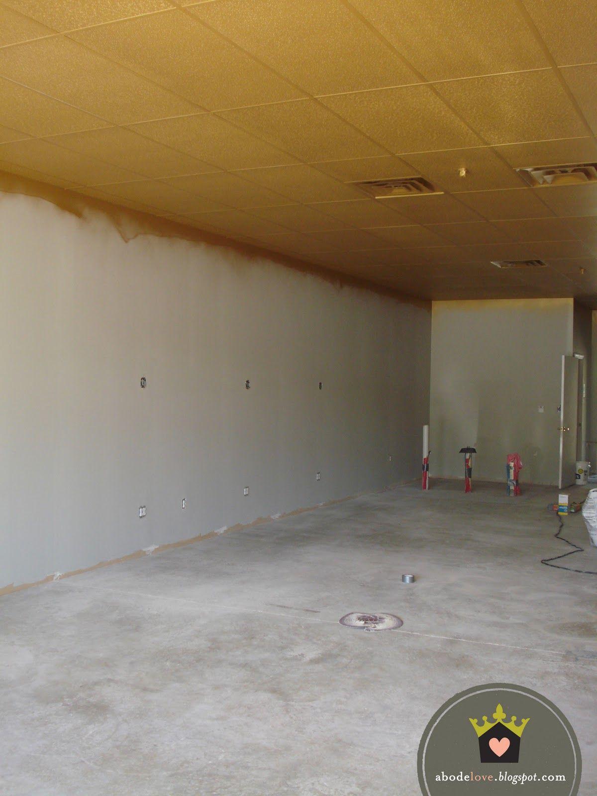 drop ceiling paint ideas - Paint the drop ceiling for pizazz 1613 Ideas