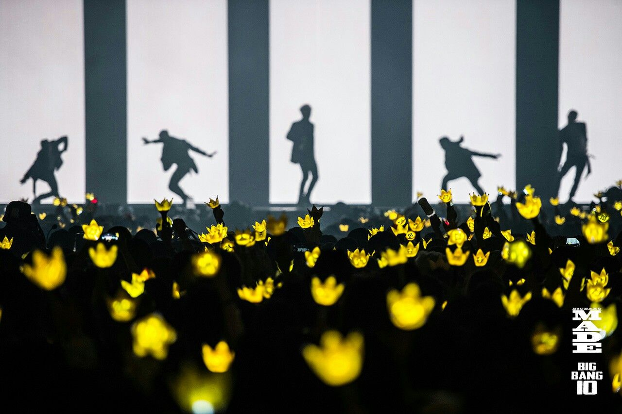 BigBang yellow ocean | big bang in 2019 | Kpop, Bts, Oppas
