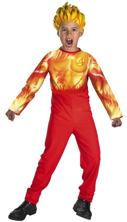 Popular Human Torch Costume-Buy Cheap Human Torch Costume