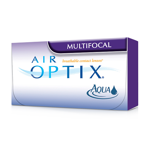 AIR OPTIX® AQUA Multifocal Contact Lenses love to get back