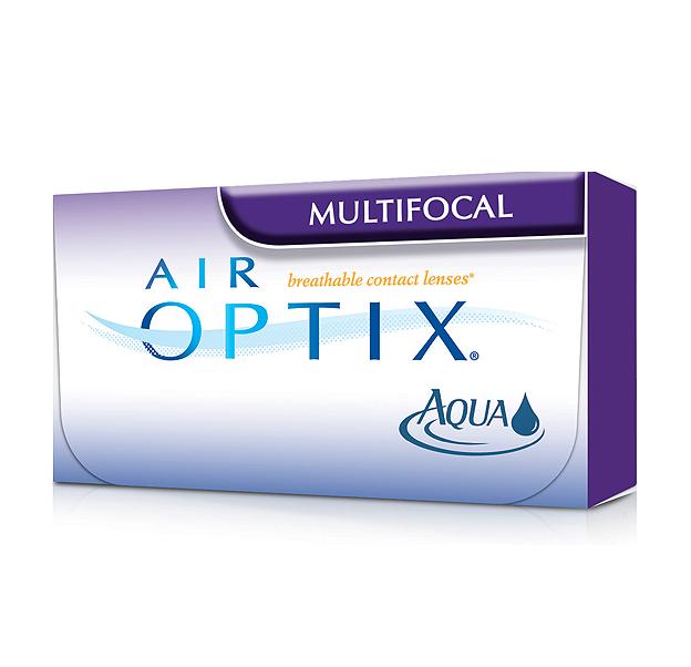 AIR OPTIX® AQUA Multifocal Contact Lenses love to get back