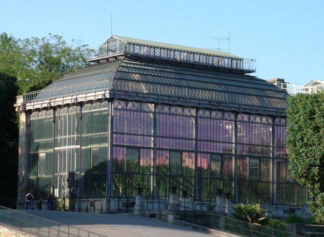 Paris: Jardins des plantes + Jacques Dutronc: le petit ...