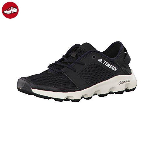 adidas Damen Terrex CC Voyager Sleek Traillaufschuhe Schwarz (Negbas/Negbas/Blatiz) 38 EU