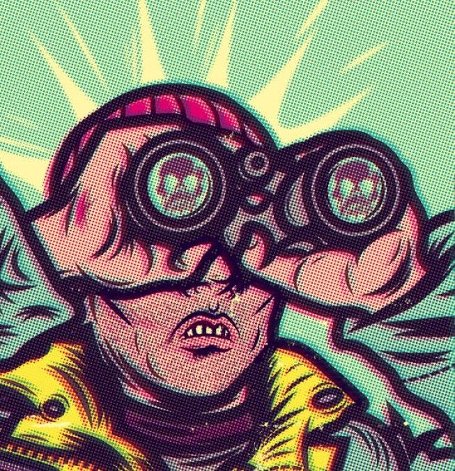 Иллюстратор Diego Patino