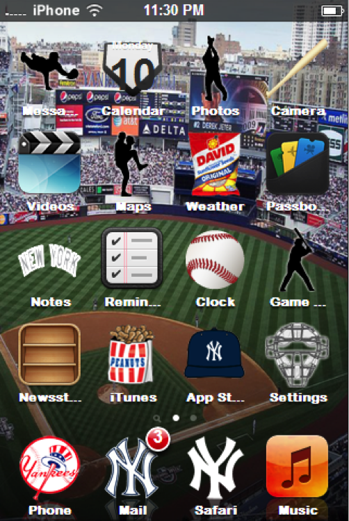 Best New York Yankees Downloads For Fans New York Yankees Yankees Yankee Stadium
