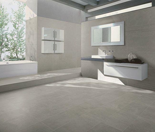 Large Bathroom Floor Tiles - relisco.com   Remodel Ideas   Pinterest ...