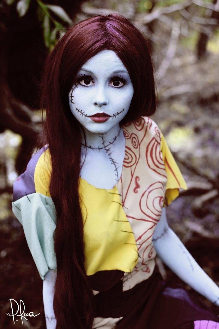 Sally makeup | Halloween | Pinterest | Sally makeup, Make up and ...