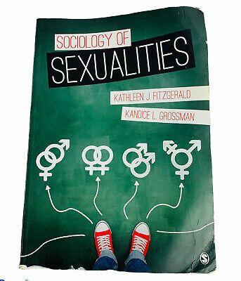 Sociology of Sexualities by Fitzgerald Kathleen J Grossman Kandice L Paperback   eBay