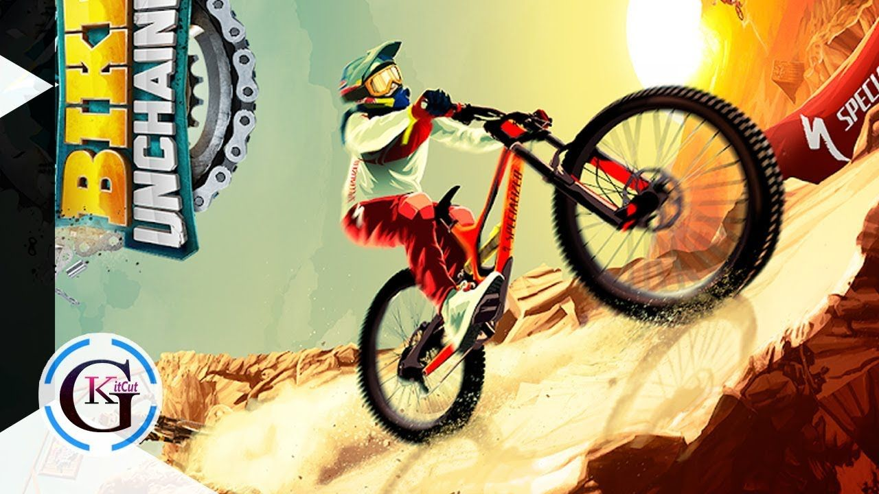 Bike Unchained Gameplay For Kids Red Bull Ultra Cycle Race