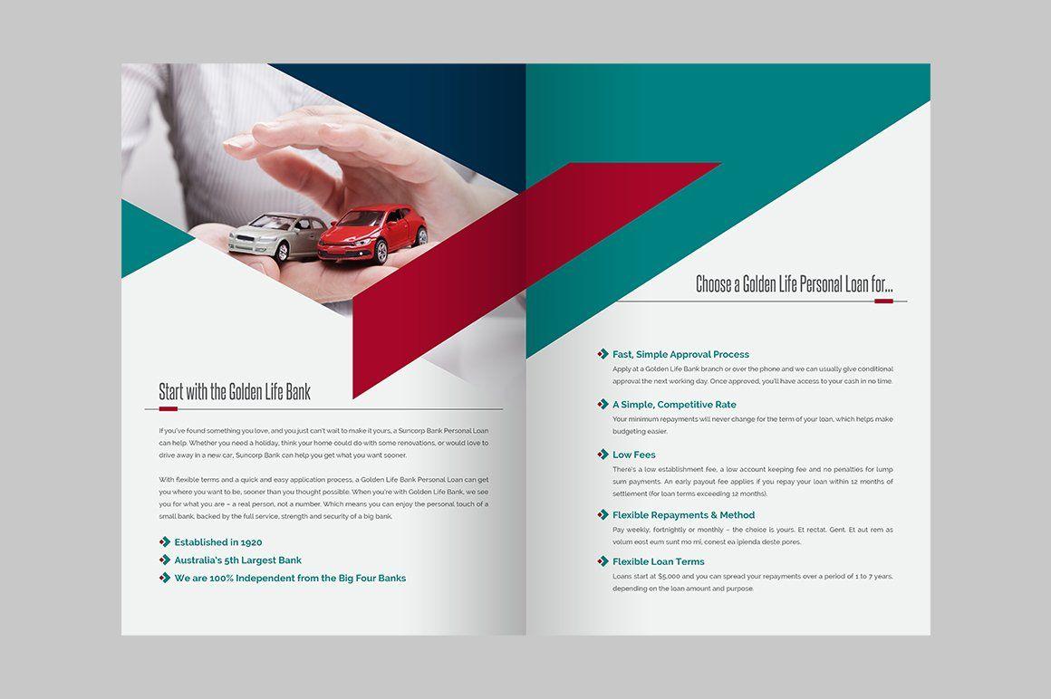 Personal Loan Banking Brochure Personal Loans Corporate Bank Brochure