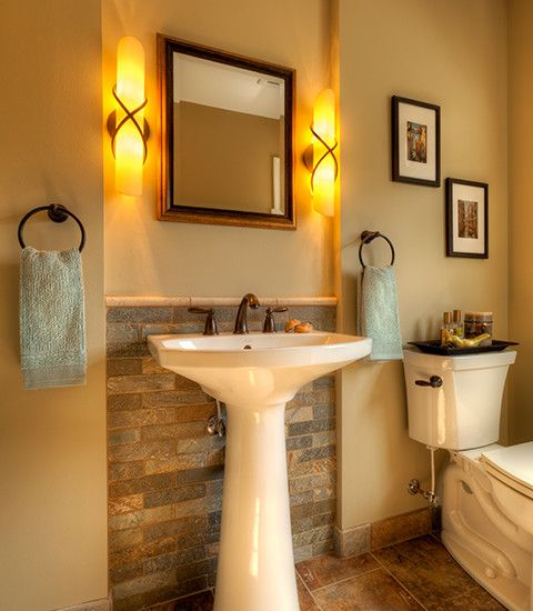 Remodeled Bathrooms With Pedestal Sinks pedestal sink design, pictures, remodel, decor and ideas - page 12