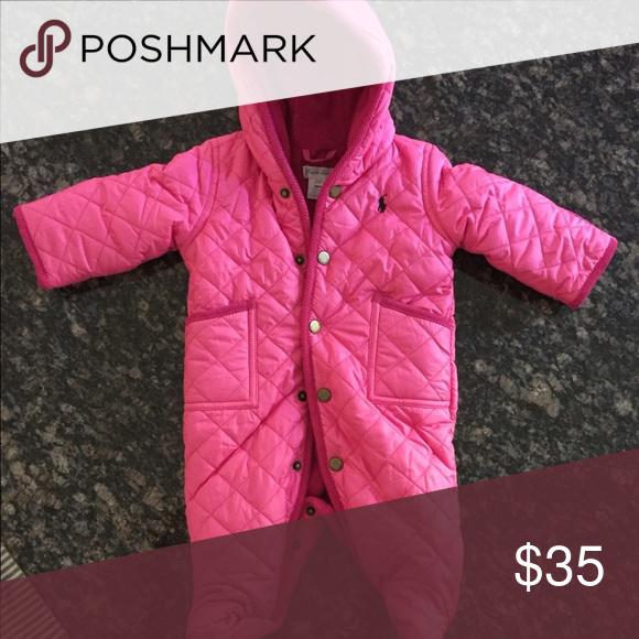 0111c94cc510 RL barn jacket snowsuit bunting  115   nords