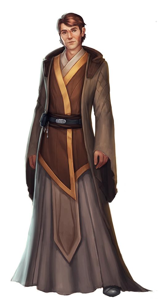 Tui Healer Robes