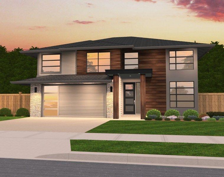 Swan includes 4 bedrooms, a den, a shop, a 2 car garage