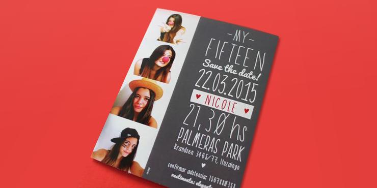 20 invitaciones para tus quinces que todos amar n - Ideas originales con fotos ...