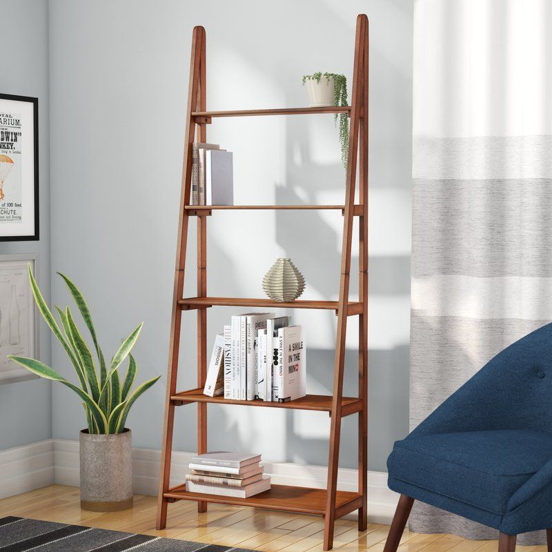 lowest price 32fa9 c8d10 Alesha Ladder Bookcase in 2019   coffee table   Ladder ...