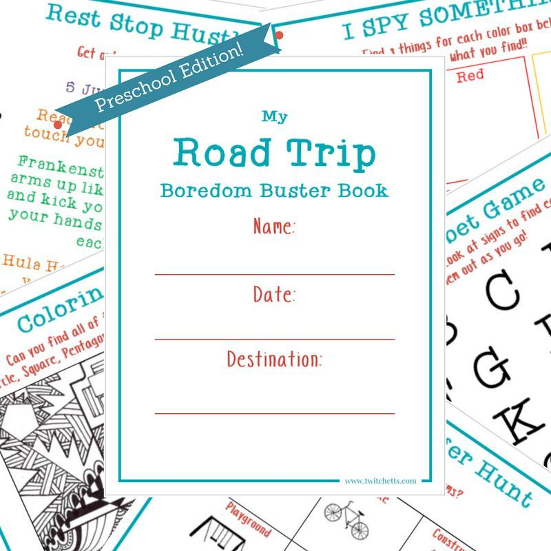 Travel Worksheets For Kindergarten