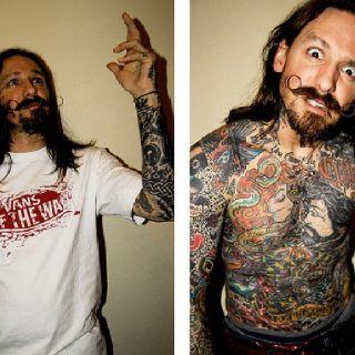 Oliver pecks ink peck er pinterest for Peck tattoos for guys