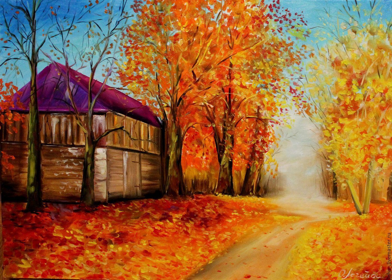 фото рисунки на тему осень конечно