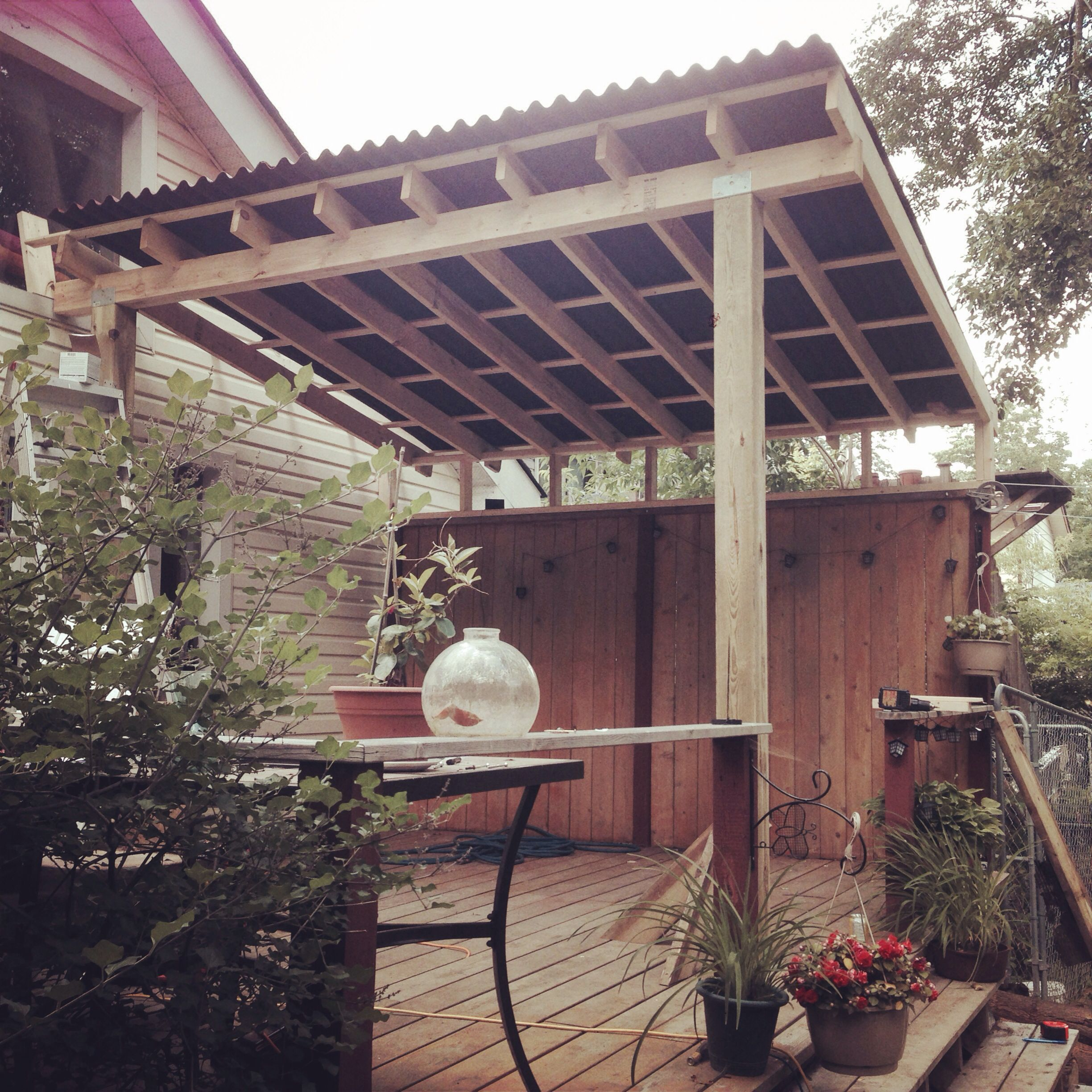 Find This Pin And More On OUTDOOR LIVING With ONDURA By Ondulineusa.