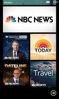 NBC News app for Windows Phone now available Windows