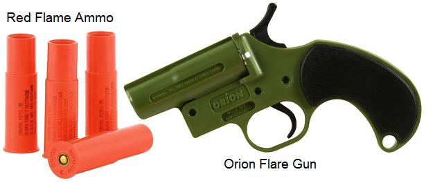 Orion Flare Gun [12 Gauge]   Things I like   Pinterest ...