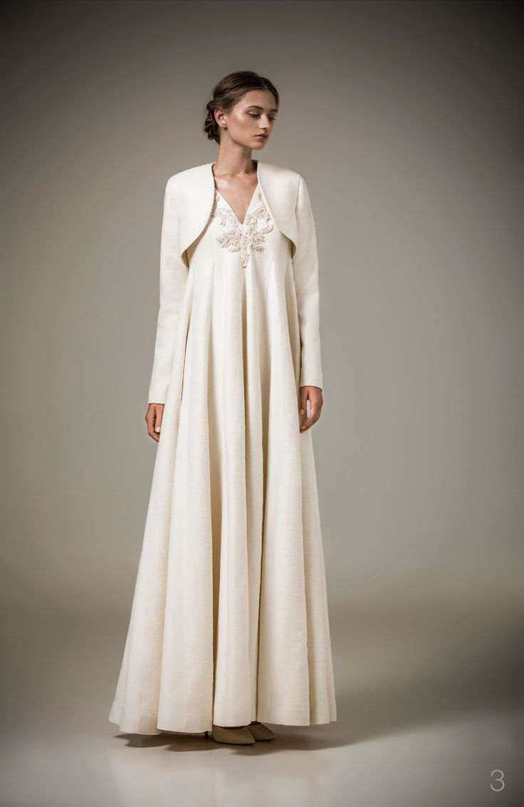 Conservative wedding dress  Nice Muslim Wedding Dresses agameofclothes Check more at