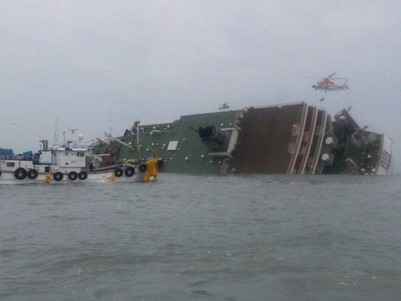 Se hunde barco donde viajaban 476 pasajeros en Corea del Sur - El Nuevo Día Osvaldo Villar