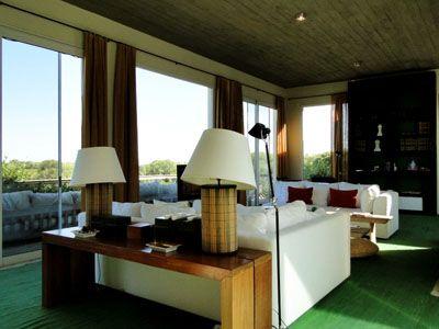 Hotel Kilómetro Cero Bed & Breakfast: Alquiler de alojamiento Portal de Colonia - Uruguay