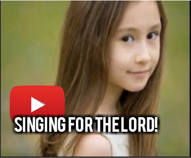 Amazing 8 Year Old Rhema Marvanne Sings #Hallelujah | Music