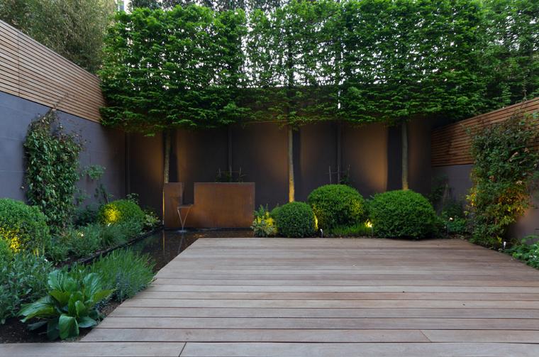 1001 + idee per Piccoli giardini suggerimenti da copiare