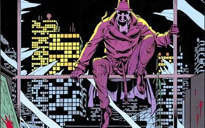 Rorschach Watchmen Wallpaper Dave Gibbons Super Heroi Quadrinhos